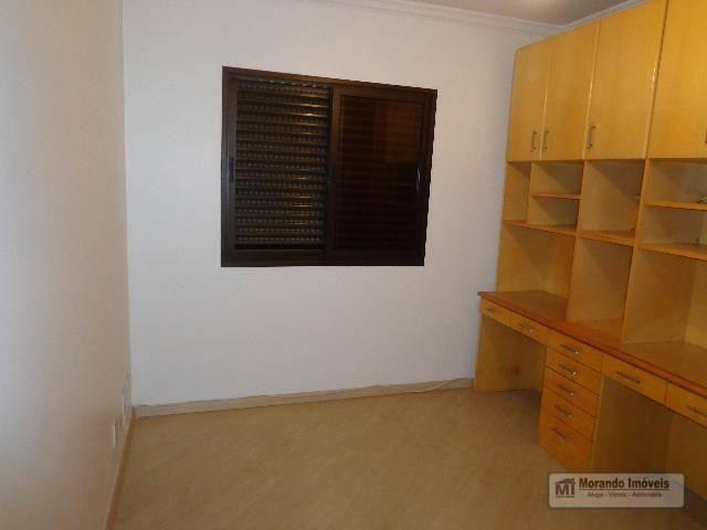 Apartamento com 4 dormitórios para alugar, 176 m² por R$ 3.100,00/mês - Vila Suzana - São  - Foto 19