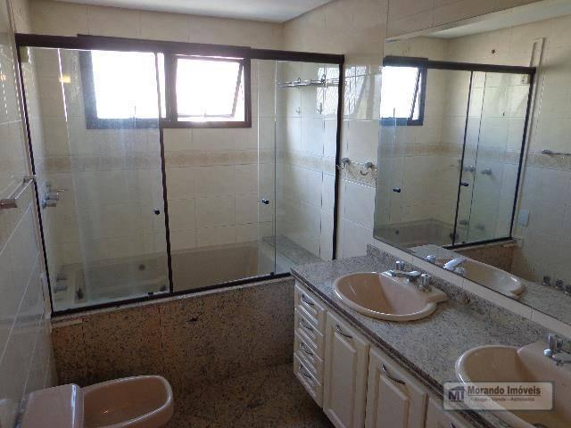 Apartamento com 4 dormitórios para alugar, 176 m² por R$ 3.100,00/mês - Vila Suzana - São  - Foto 14