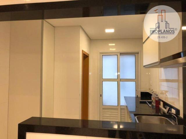 Belíssimo apartamento com 3 dormitórios à venda, 124 m² por R$ 837.585 - Canto do Forte -  - Foto 20