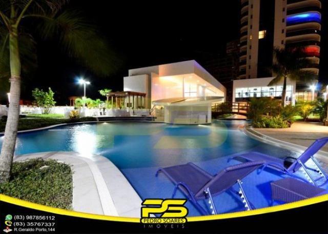 Oportunidade, apartamento p/alugar, 04 suítes, piscina, 05 vagas, 332,75m², por apenas R$  - Foto 5
