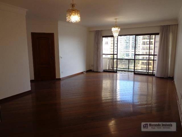 Apartamento com 4 dormitórios para alugar, 176 m² por R$ 3.100,00/mês - Vila Suzana - São  - Foto 3