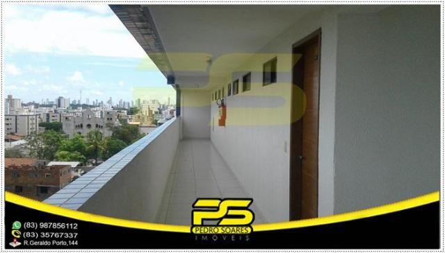 Oportunidade, apartamento, 02 quartos, suíte, piscina, 55,86m², por apenas R$ 179.000,00,  - Foto 8