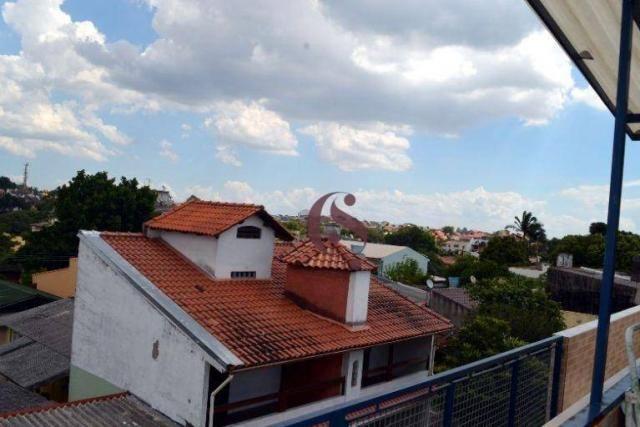 Casa com 7 dormitórios à venda, 500 m² por R$ 590.000,00 - Parque Santa Fé - Porto Alegre/ - Foto 6
