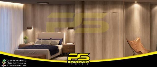 Oportunidade, apartamento, 02 suítes, piscina, 53,77m², por apenas R$ 389.563,65, em Bessa - Foto 10
