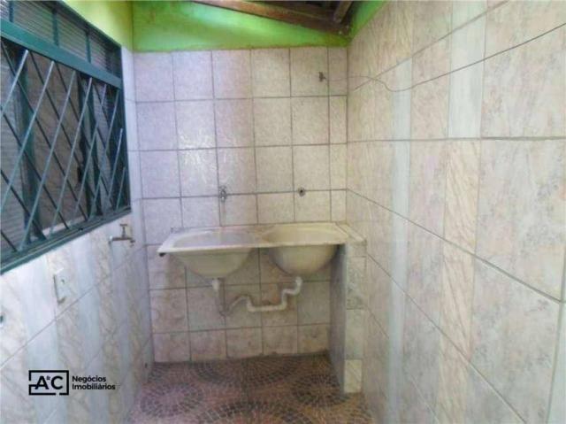 Sobrado com 2 dormitórios para alugar, 80 m² por R$ 1.100,00/mês - Jardim Adelaide - Horto - Foto 10