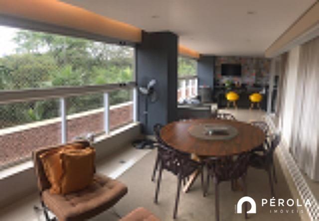 Apartamento à venda com 4 dormitórios em Setor marista, Goiânia cod:O5123 - Foto 5
