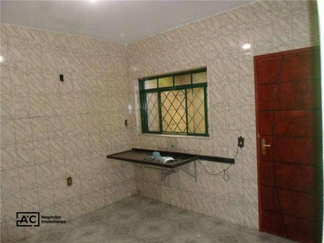 Sobrado com 2 dormitórios para alugar, 80 m² por R$ 1.100,00/mês - Jardim Adelaide - Horto - Foto 5