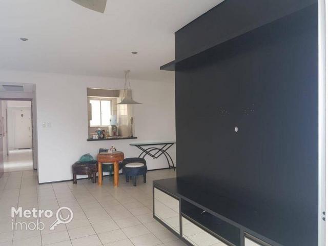Apartamento com 3 dormitórios à venda, 105 m² por R$ 400.000,00 - Calhau - São Luís/MA - Foto 14