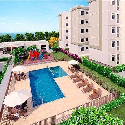 Parque Jardim di Stuttgart - Apartamento 2 quartos em Joinville, SC - 39m² - ID3977 - Foto 4