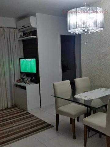 Apartamento residencial à venda, Roçado, São José. - Foto 7