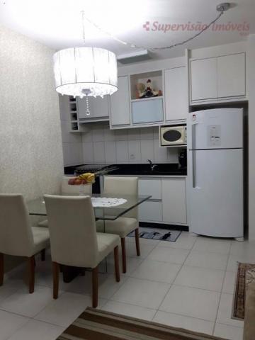 Apartamento residencial à venda, Roçado, São José. - Foto 3