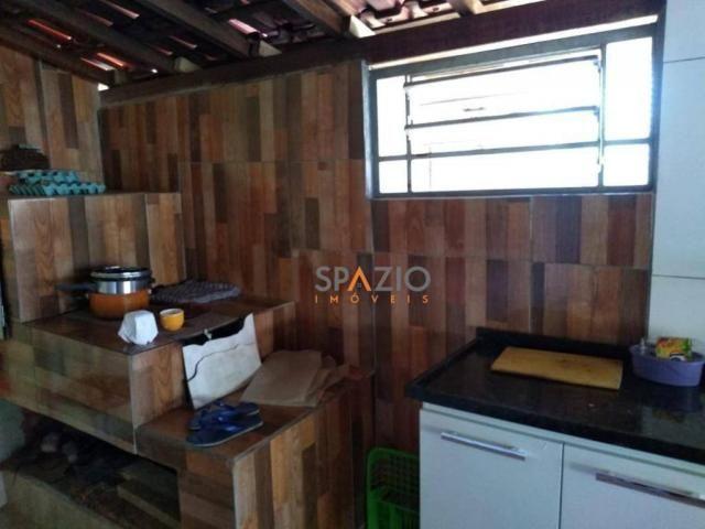 Chácara com 2 dormitórios à venda, 2000 m² por R$ 350.000 - Planalto da Serra Verde - Itir - Foto 16