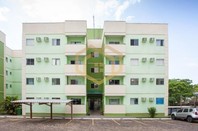 Apartamento para aluguel, 2 quartos, 1 vaga, Triângulo - Porto Velho/RO - Foto 2