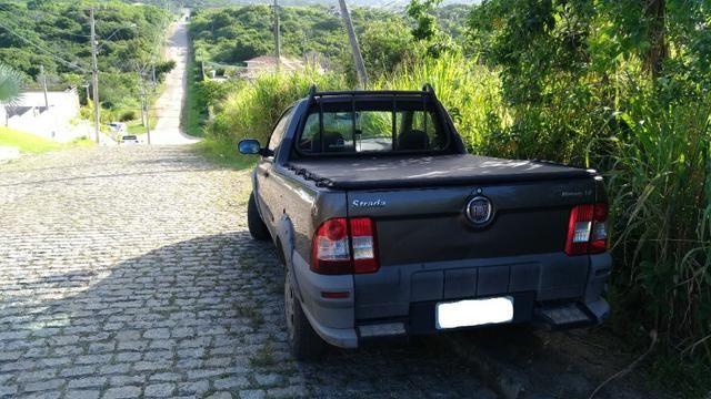 Vendo ou Troco Strada 1.4 2012 - Foto 3