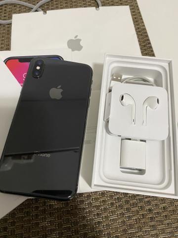 Iphone X 256 Gb Space Gray na caixa - Foto 2
