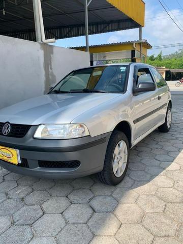 VW - Gol 1.0 2001 lindíssimo na área!! - Foto 4