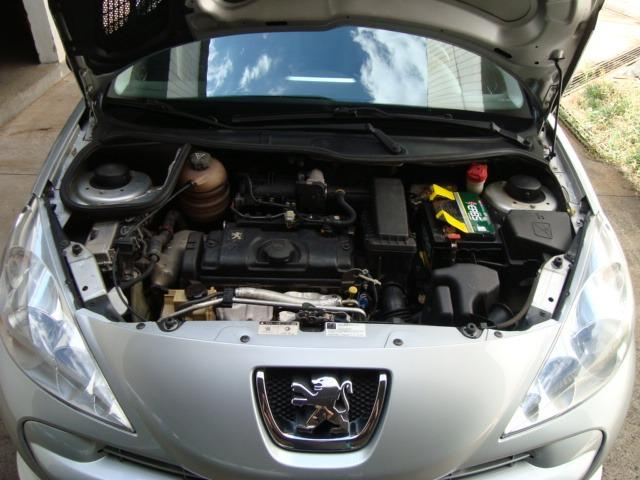 Peugeot 207 Xr 1.4 Flex Hatch Completo Impecável - Foto 5