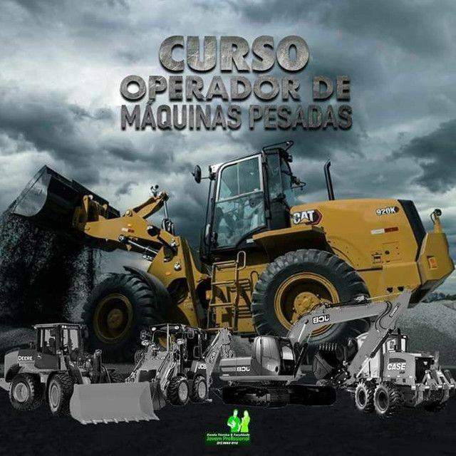 CURSO DE OPERADOR DE MAQUINAS PESADAS  - Foto 6
