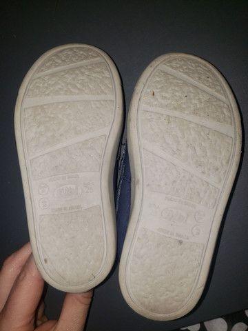 Sapato menino Bibi tam 25 - Foto 2