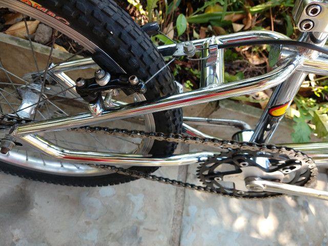 Bicicleta GT Power Séries BMX relíquia - Foto 6