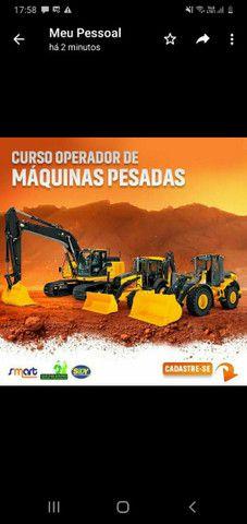 CURSO DE OPERADOR DE MAQUINAS PESADAS  - Foto 5