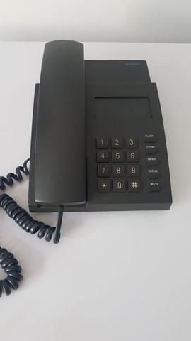 Telefone Fixo com fio Siemens E411 - Excelente - Foto 4