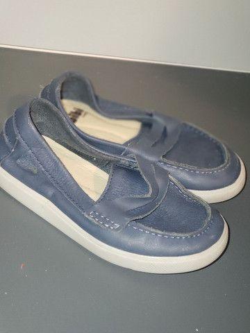 Sapato menino Bibi tam 25 - Foto 3
