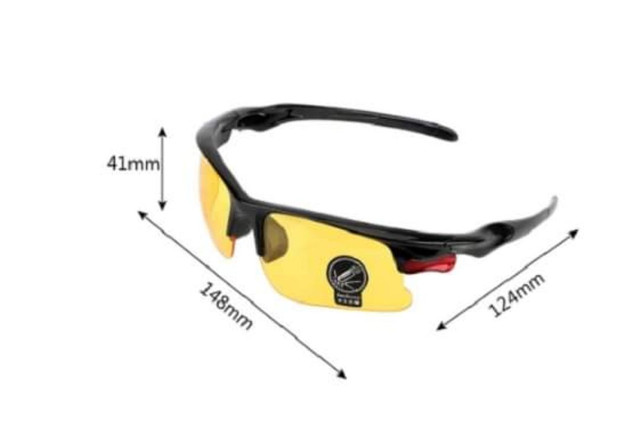 Óculos para noite / Óculos antirreflexo