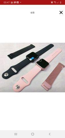 Smartwatch LH728 - Sport Bracelete - Foto 3