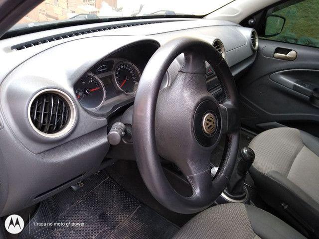 VW Voyage 1.6 2011 Prata  - Foto 9