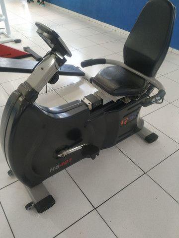 Bicicleta Ergométrica Sentado