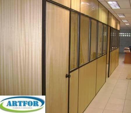 Artfor - Divisórias Eucatex, Dry Wall, Paredes Gesso, Divisórias Acústicas.