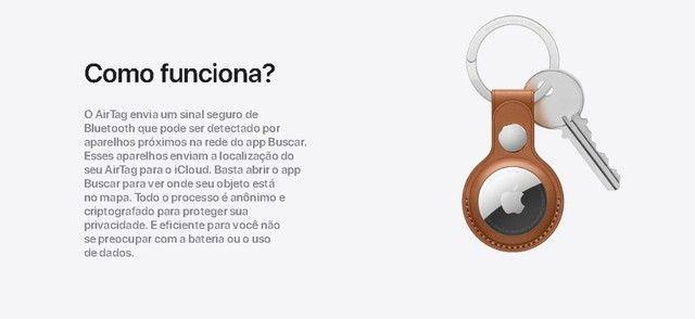 Apple AirTag (1 pack) - Foto 3