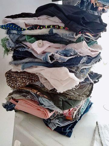 Lote de roupas de bazar  - Foto 4