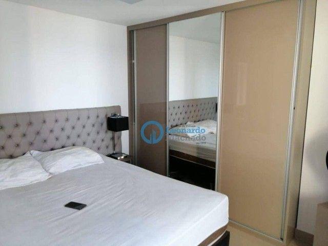 Apartamento com 2 dormitórios à venda, 86 m² por R$ 600.000 - Mucuripe - Fortaleza/CE - Foto 10