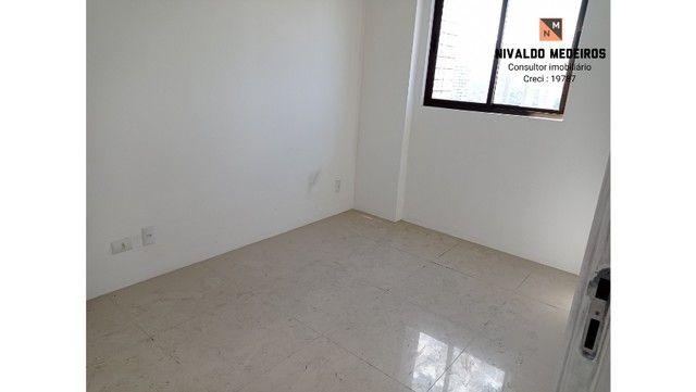 MD I Apartamento bem localizado 3 quartos 1 suíte porcelanato na Encruzilhada - Foto 6