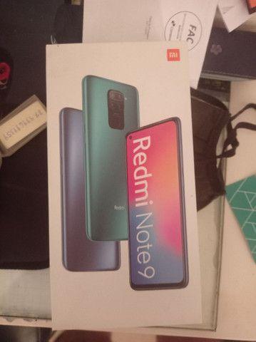 Xiaomi note 9 seminovo