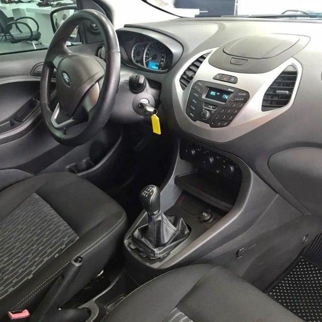Ford Ka SE 1.0 FLEX 4P - Foto 6