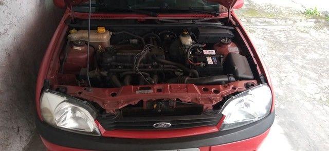 FIESTA 2001 4PTS 1.0 motor Zetec rocam - Foto 3
