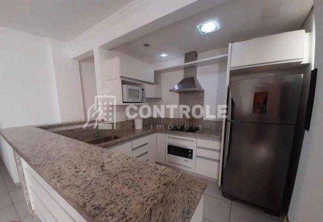 (RR) Apartamento 03 dormitórios, sendo 01 suite, no bairro Balneário, Florianópolis. - Foto 2
