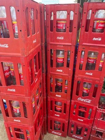 Grades coca cola retornável 2lt