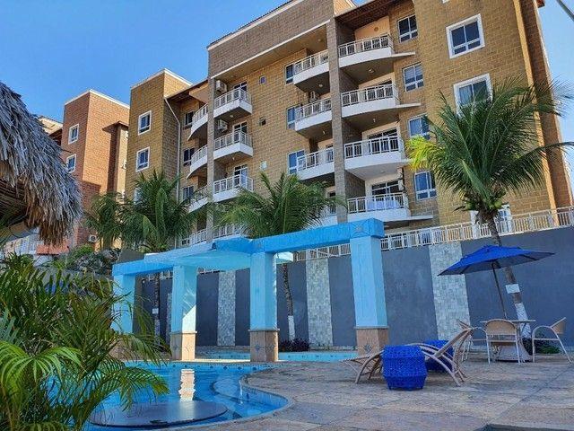 Apartamento com 3 dormitórios à venda, 100 m² por R$ 330.000,00 - Porto das Dunas - Aquira