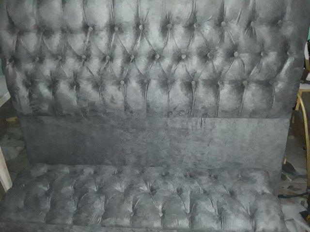 Reforma e conserto de sofa - Foto 2