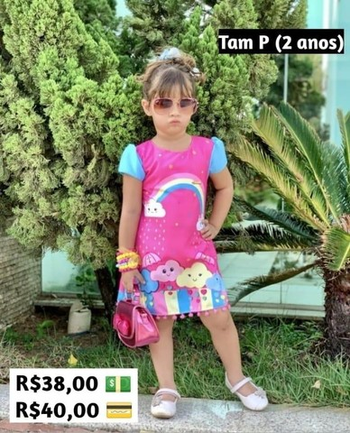 Vestidos 2 a 8 anos - Foto 5