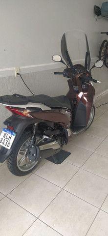 Honda sh 300i com 1600 km Garantia de fábrica - Foto 5