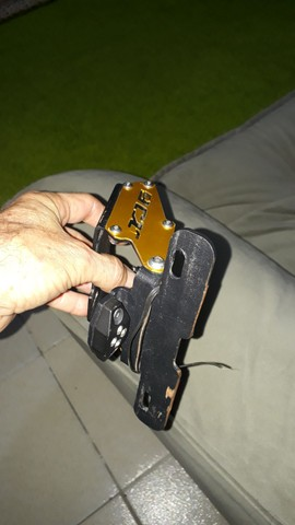Moto Eliminador de rabeta xj6  - Foto 3