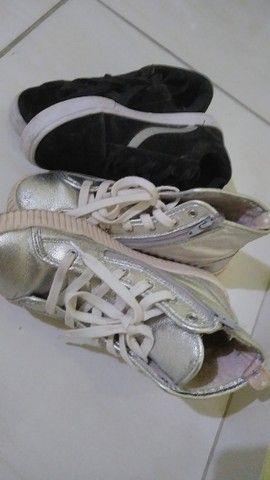 Sapatos juvenil