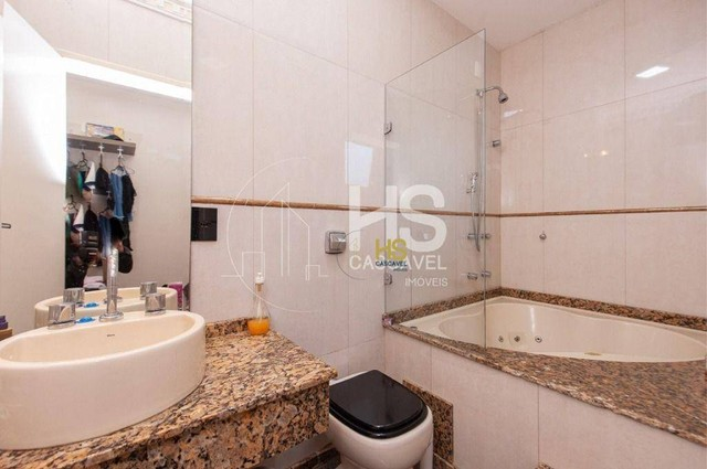 Casa de condomínio à venda com 3 dormitórios em Pacaembu, Cascavel cod:CA0387 - Foto 6