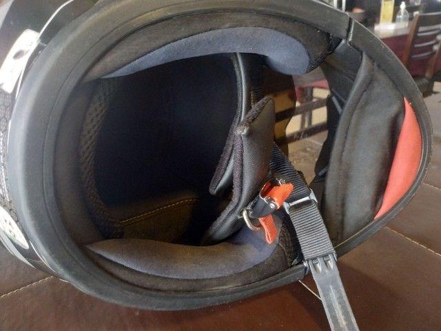 Vendo capacete esportivo - Foto 2