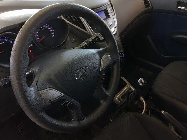 Hyundai HB20 Comfort 1.6 16v Flex 2014 - Foto 8